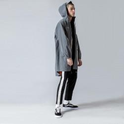 Gainsboro Hooded Jacket