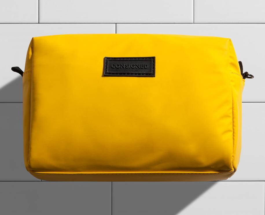 CONSIGNED - Washbags