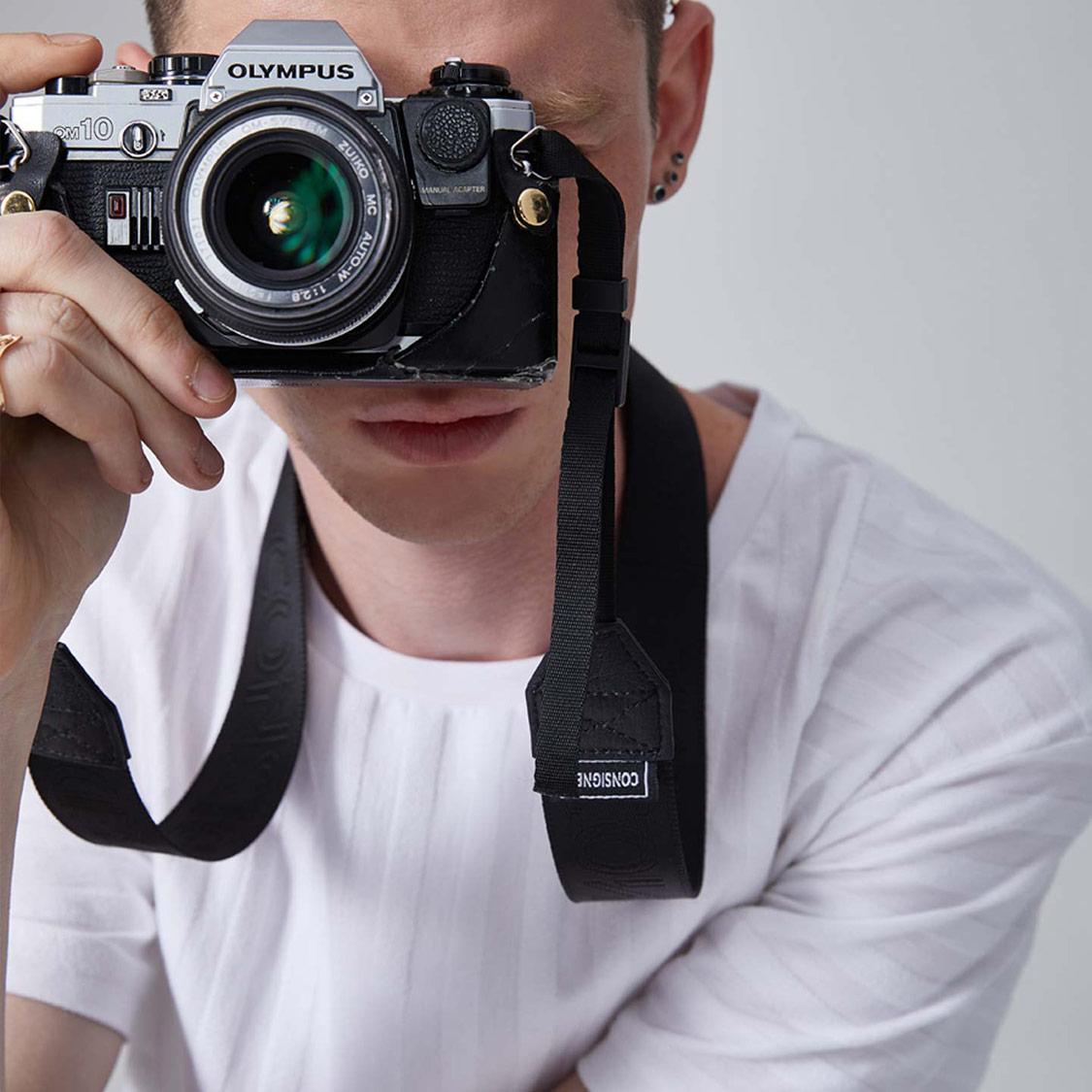 Consigned - Camera Straps